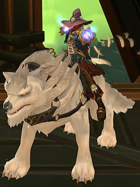 Нажмите на изображение для увеличения Название: Белое безмолвие (волк).jpg Просмотров: 25854 Размер:39.4 Кб ID:205632