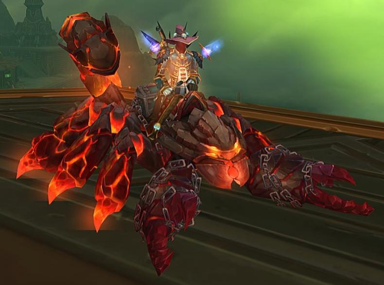 Нажмите на изображение для увеличения Название: Пламенный демон.jpg Просмотров: 20259 Размер:50.3 Кб ID:226128