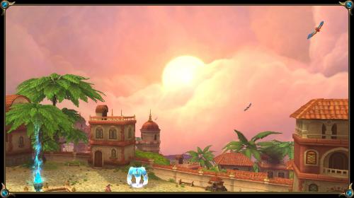 """Capture d'écran en ligne jeu de rôle gratuit (RPG) «Rage en ligne"""""""